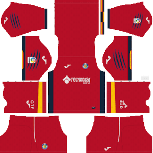 Getafe CF Away Kit 2019