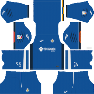 Getafe CF Kits 2018/2019 Dream League Soccer
