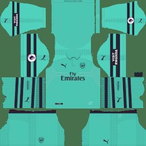 Arsenal Third Kit 2019