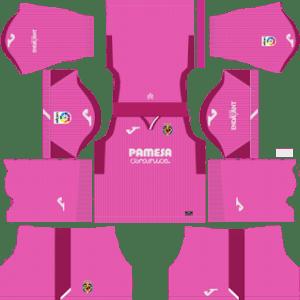 Villarreal CF Away Kit 2019