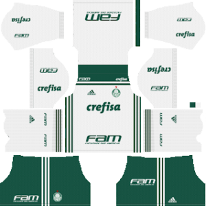Palmeiras Away Kit 2019