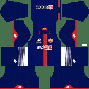 Selangor FA Away Kit 2019