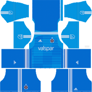 Chicago Fire Goalkeeper Home Kit 2019