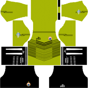 Persija Jakarta Goalkeeper Away Kit 2019