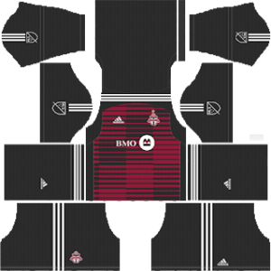 Toronto FC Goalkeeper Home Kit 2019