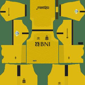 Bhayangkara FC Kits 2018/2019 Dream League Soccer