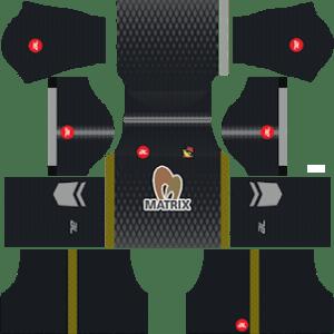 Negeri Sembilan Goalkeeper Home Kit 2019