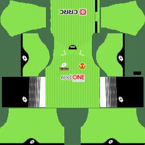 Selangor FA Goalkeeper Home Kit 2019