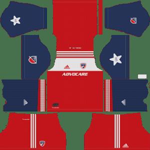 FC Dallas Kits 2018/2019 Dream League Soccer