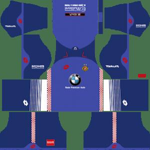 Kelantan FA Goalkeeper Third Kit 2019
