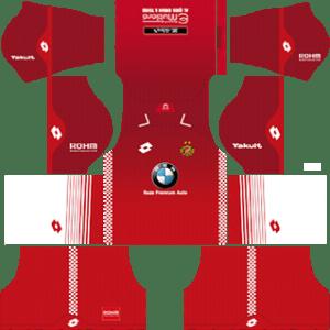 Kelantan FA Away Kit 2019