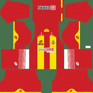 Selangor FA Kits 2018/2019 Dream League Soccer