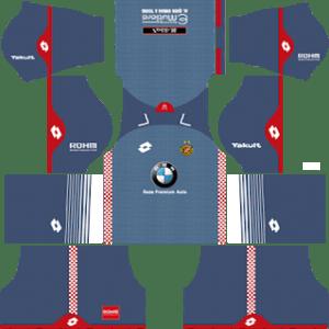 Kelantan FA Third Kit 2019