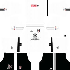 Fulham FC Kits 2017/2018 Dream League Soccer