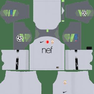Galatasaray S.K. UCL Goalkeeper Away Kit