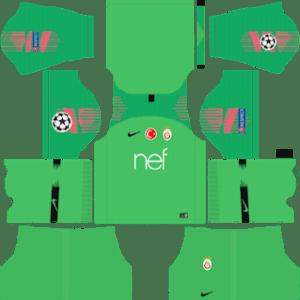 Galatasaray S.K. UCL Goalkeeper Home Kit