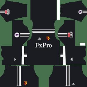 Watford FC Goalkeeper Away Kit: