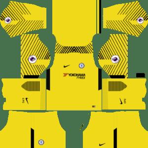 Chelsea Goalkeeper Away Kit