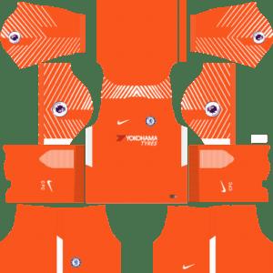 Chelsea Goalkeeper Home Kit