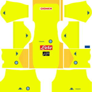 S.S.C Napoli Away Kit: