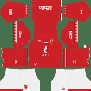 Al Ahly SC Kits 2019/2020 Dream League Soccer