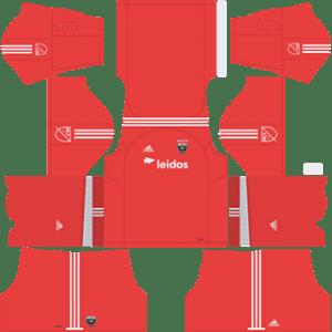 D.C. United Goalkeeper Away Kit