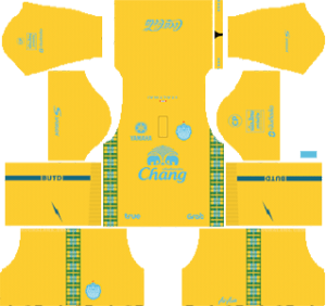 Buriram United Goalkeeper Away Kit