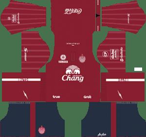 Buriram United Third Kit