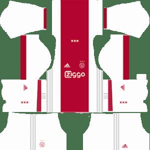 AFC Ajax Kits 2017/2018 Dream League Soccer
