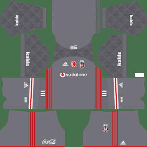 Besiktas JK Third Kit