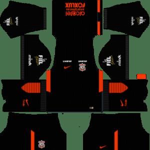 Corinthian F.C. Third Kit