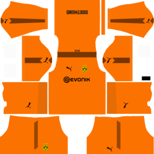 Borussia Dortmund Goalkeeper Home Kit