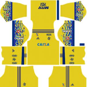 Flamengo Third Kit