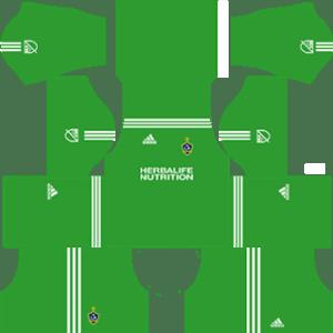 LA Galaxy Goalkeeper Away Kit