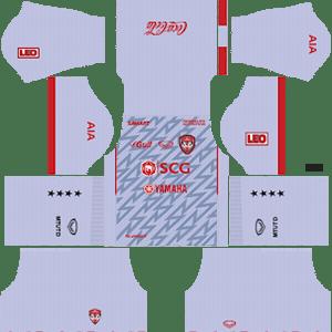 Muangthong United Goalkeeper Home Kit