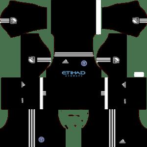 New York City FC Goalkeeper Away Kit