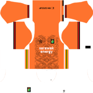 Sarawak FA Goalkeeper Away Kit