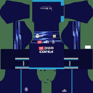 Arema FC Kits 2017/2018 Dream League Soccer
