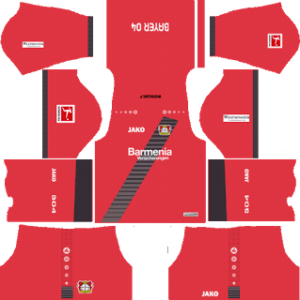 Bayer Leverkusen Away Kit