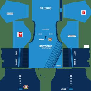 Bayer Leverkusen Fourth kit