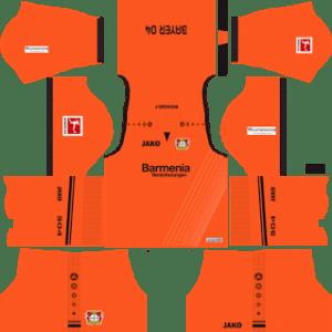 Bayer Leverkusen GoalKeeper Kit