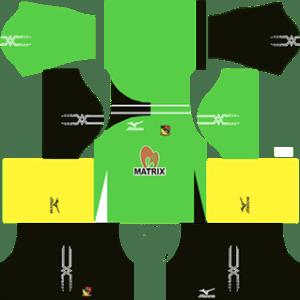 Negeri Sembilan Goalkeeper Away Kit