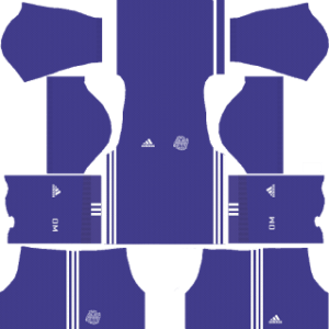 Olympique de Marseille Third Kit