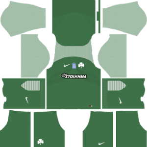 Panathinaikos F.C. Kits 2017/2018 Dream League Soccer