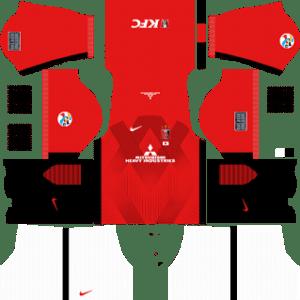 Urawa Red Diamonds AFC Home Kit
