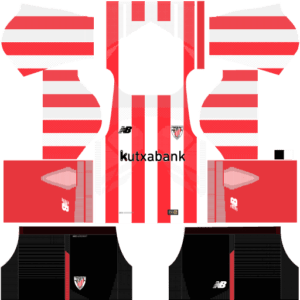 Athletic Bilbao Kits 2017/2018 Dream League Soccer