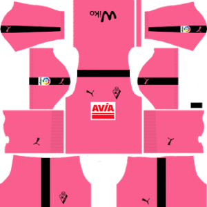 SD Eibar Goalkeeper Away Kit