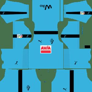 SD Eibar Goalkeeper Third Kit