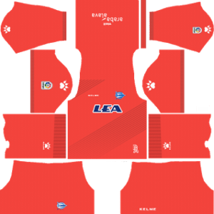 Deportivo Alaves Goalkeeper Third Kit