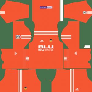 Valencia CF Goalkeeper Home Kit